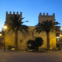 Alcudia Old Town fortress