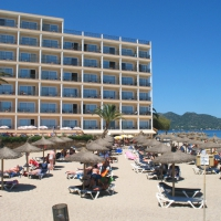 Cala Bona resort beach