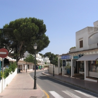 Cala D'Or centrum