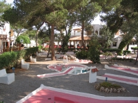 Minigolf in Cala D'Or centrum