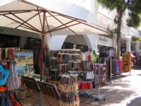 Shops in Cala D'Or centrum