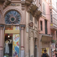 Jaume II shopping street