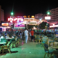 Nightlife in Magaluf by BCM Planet Dance