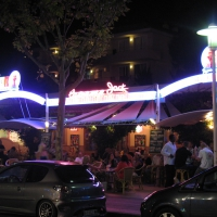 Nightlife in Magaluf at Panama Jack's