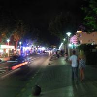 Nightlife in Magaluf