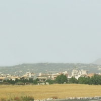 Manacor countryside view