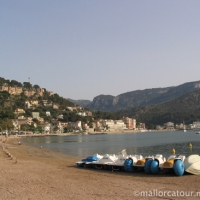 Port de Sóller beach
