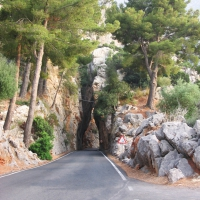Road to Sa Calobra and Torrent de Pareis