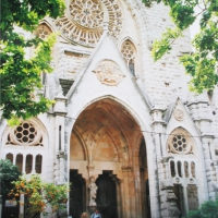 Sóller cathedral